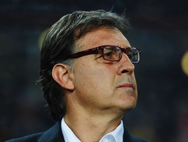 Barcelona coach Tata Martino is without several attacking stars