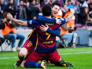 Ed expects Barcelona's famous MSn combination to ensure goals at Sevilla on Sunday