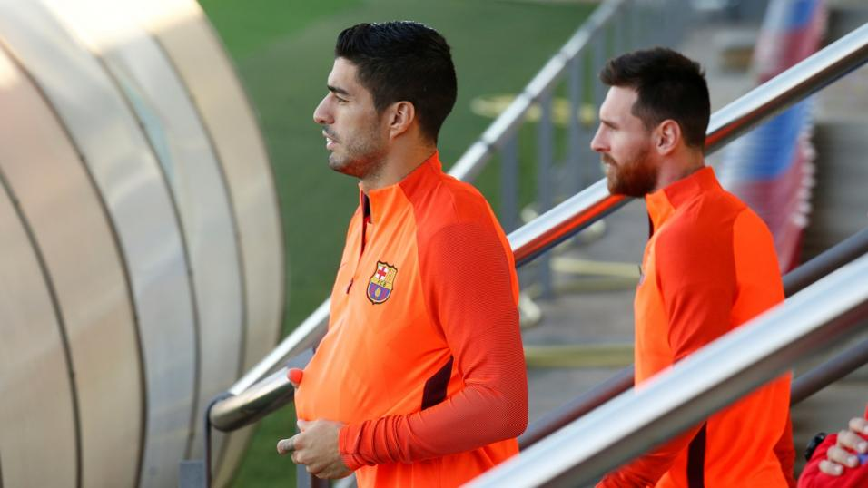 Keeping Messi & Suarez fresh could be key to Barcelona's success this season