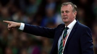 Northern Ireland boss Michael O'Neill will be hoping for a good result against Switzerland