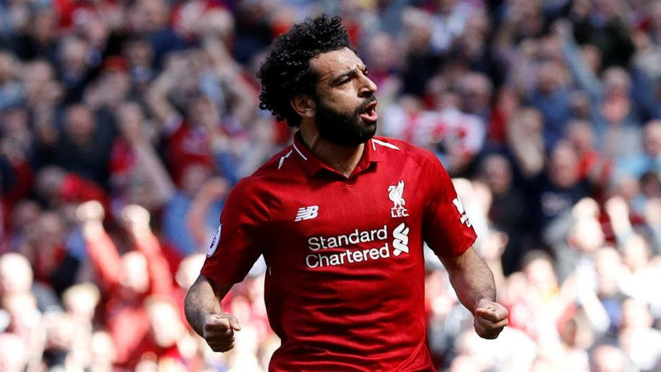 Liverpool forward - Mohamed Salah