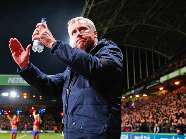 Alan Pardew's great start to his managerial career at Palace is set to continue