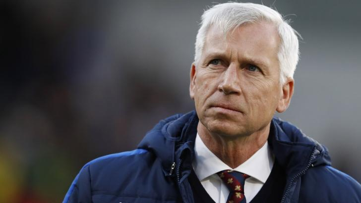 It could be a glum day for Alan Pardew's West Brom at Everton on Saturday