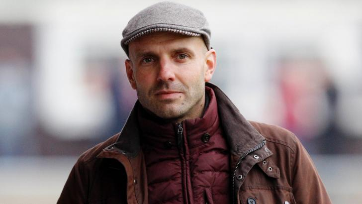 Paul Tisdale Exeter City manager