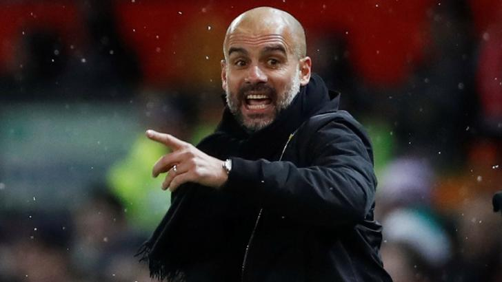 Pep Guardiola's group are unbeaten in 26 domestic games this season