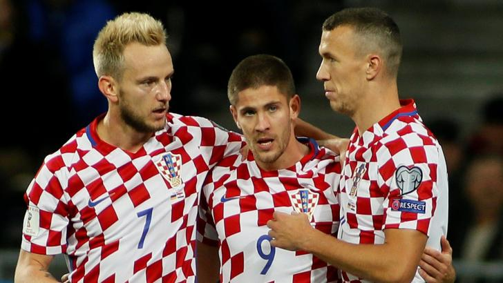Croatia are in their first World Cup final.