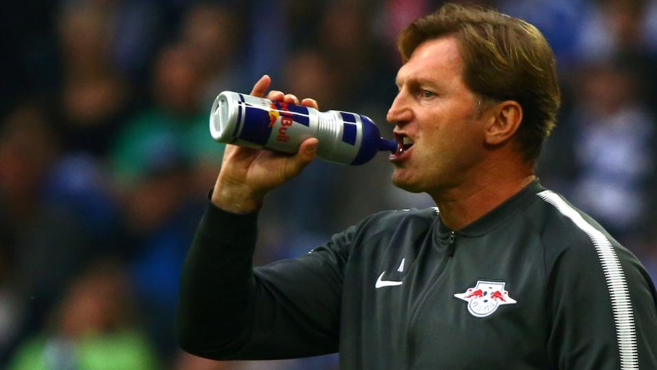 Ralph Hasenhuttl's Leipzig are leaking goals