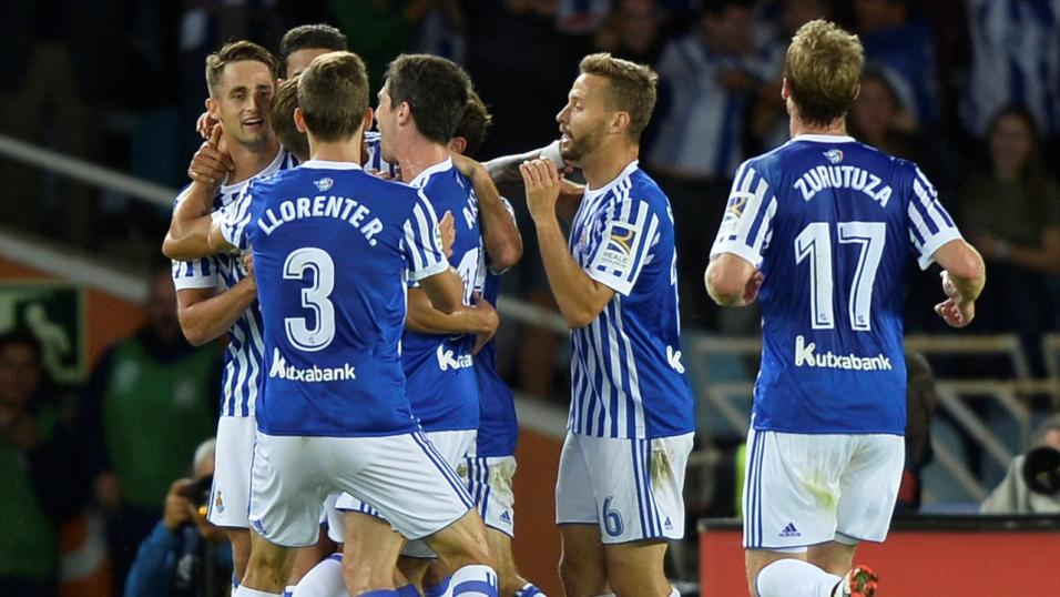 Real Sociedad might not have too much to celebrate in Austria tonight 0a93f7c074a59