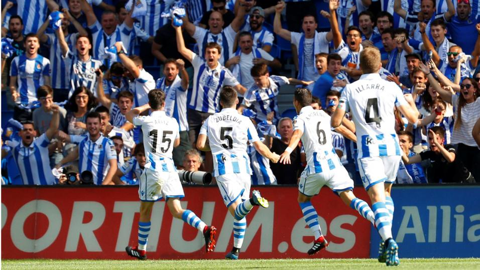 Real Sociedad players