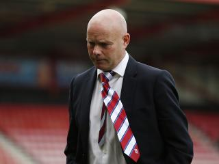 Looking down and dejected - Middlesbrough have failed to improve under Steve Agnew