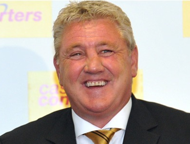 Will Steve Bruce still be smiling after Hull's match with QPR?