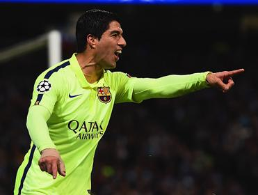 Luis Suarez can lead the way for Barcelona