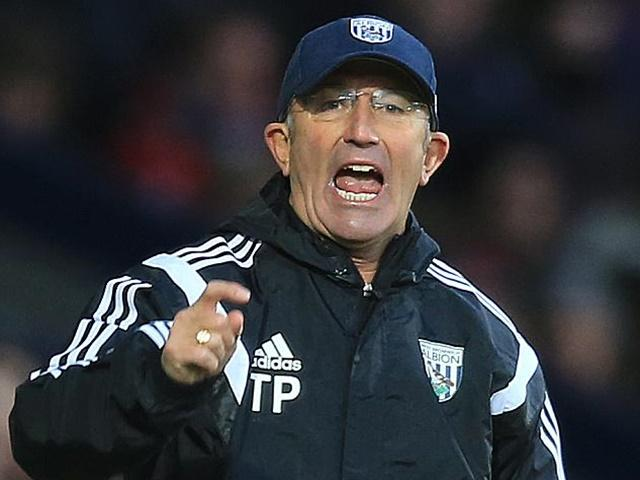 Tony Pulis' West Brom are currently safely ensconced in mid-table