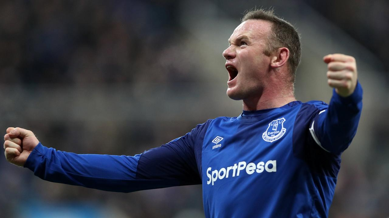 Wayne Rooney has been in superb form for Everton of late