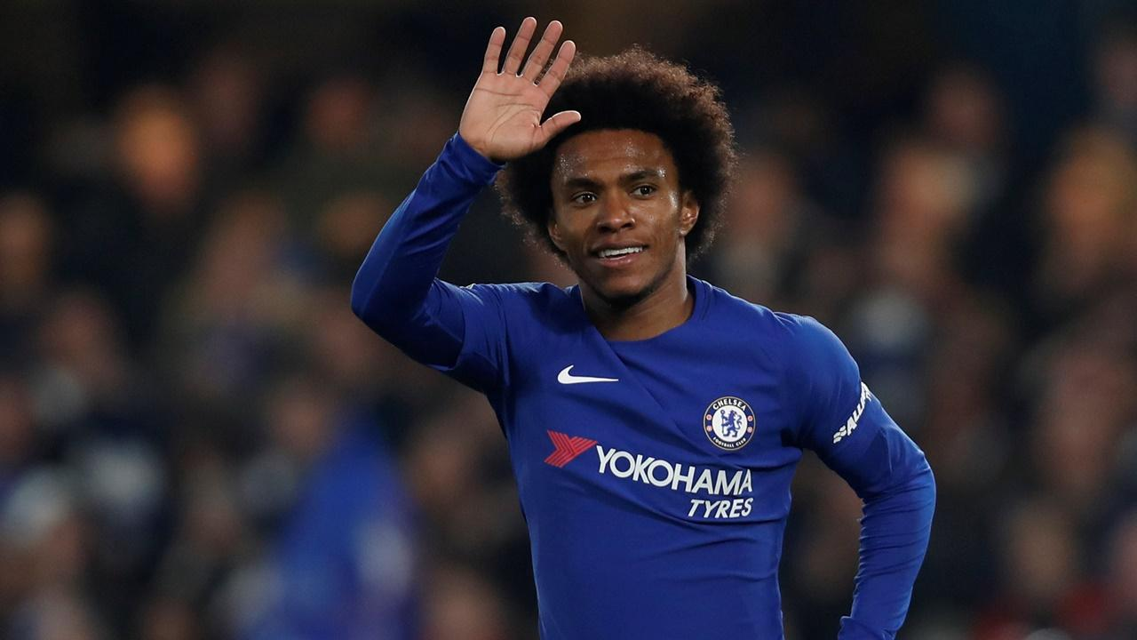 Mike fancies Willian to get on the scoresheet against Norwich on Wednesday