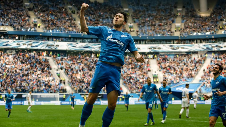 Sardar Azmoun Lazio