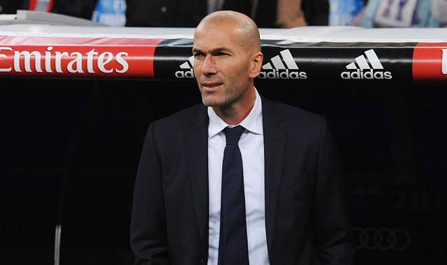 Can Zinedine Zidane win his first trophy as a manager?