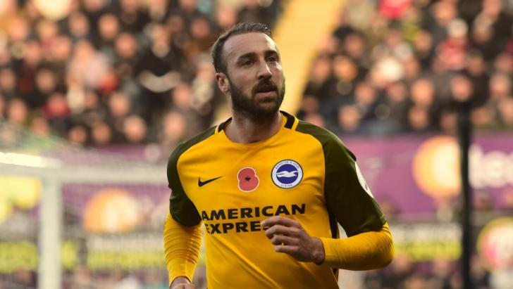 Brighton's leading scorer - Glenn Murray
