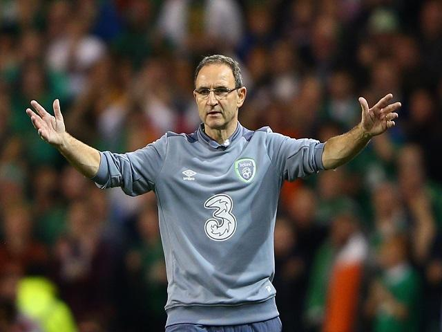 Martin O'Neill takes his charges out to Moldova on Sunday night