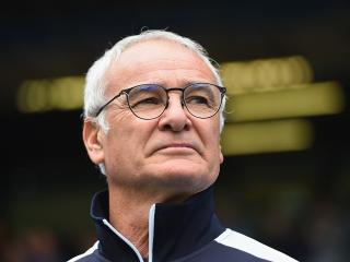 Will Claudio Ranieri still be smiling after Leicester's match with Norwich?