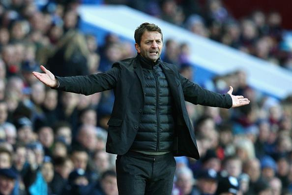 Tim Sherwood's Villa have actually lost four of six league games since he took charge