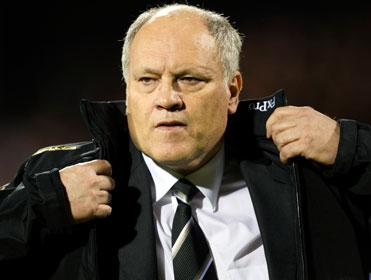 A big task ahead faces Fulham boss Martin Jol