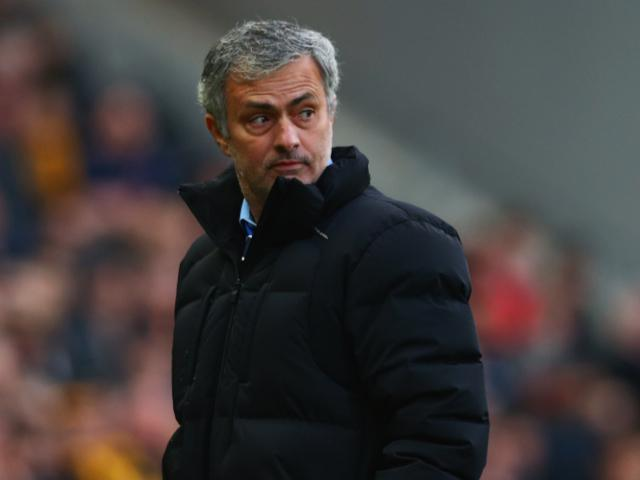 With the title in the bag Mourinho's men can now play a more expansive and attacking game