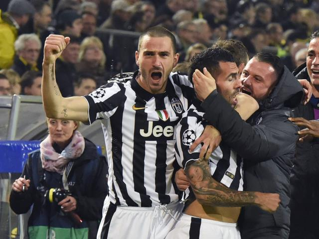 Juventus celebrated against Dortmund in the last round but Monaco will be a tough team to crack