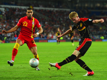 De Bruyne may not be the obvious choice but his stats are hard to ignore
