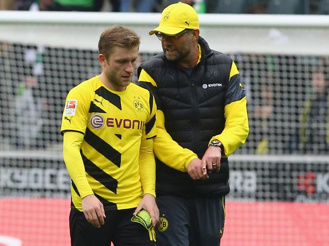Unlike in previous campaigns, Borussia Dortmund haven't been a happy club this season