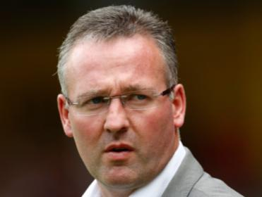 Paul Lambert's Aston Villa face Spurs on Sunday