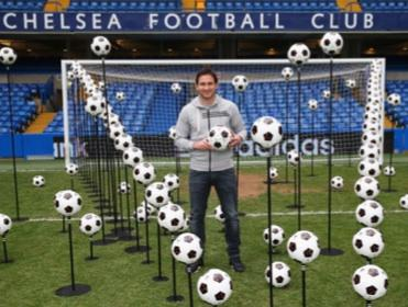 Will Chelsea's Frank Lampard add to his goal tally when he faces his former side West Ham?