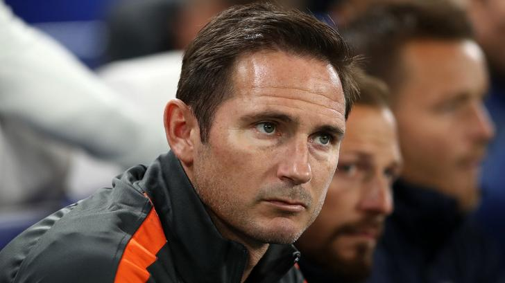 Chelsea manager - Frank Lampard