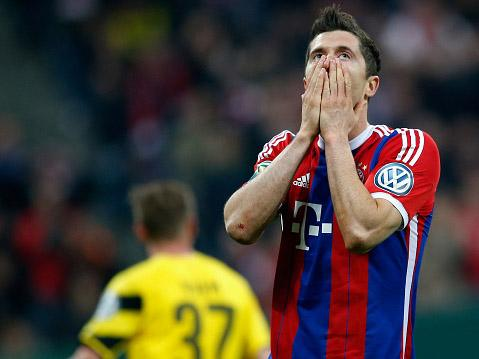 Could Robert Lewandowski be the next big United signing?
