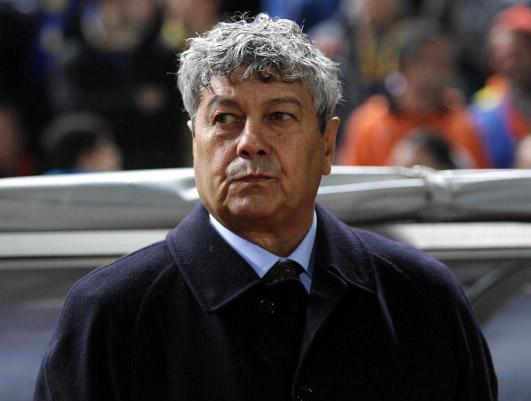 Mircea Lucescu will fancy his chances against Manchester United