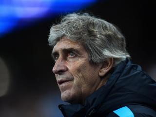 Manuel Pellegrini, understandably, already has one eye on the Champions League semi-finals.