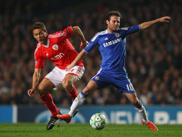 Matic and Mata in former guises