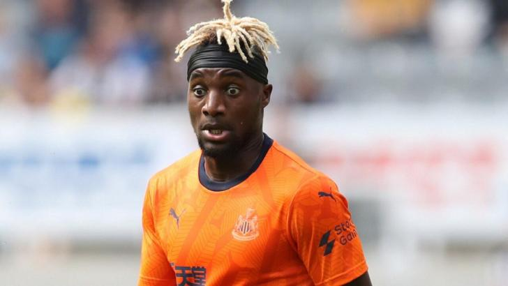 Allan Saint-Maximin for Newcastle