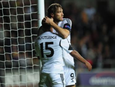 WIll Michu be celebrating when Swansea host Sunderland?