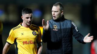 Michael Flynn, Newport manager
