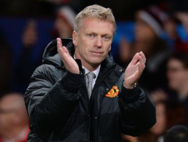 Will David Moyes be applauding a Manchester United win against Stoke on Saturday?