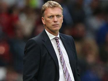 Can David Moyes' unbeaten start as Manchester United manager continue when they face Liverpool?