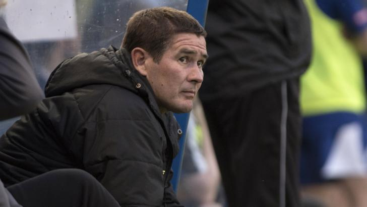 Nigel Clough Burton manager