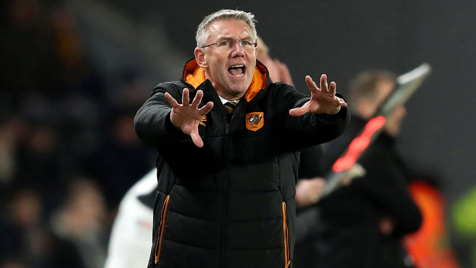 Hull boss Nigel Adkins