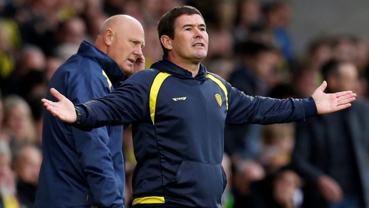 Burton manager - Nigel Clough