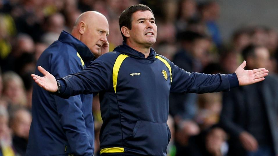 Nigel Clough can guide Burton to a huge three points against Norwich
