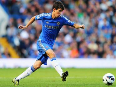 Oscar has become Chelsea's key player this season