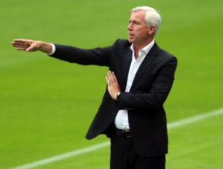 Alan Pardew's team have now won three games on the spin