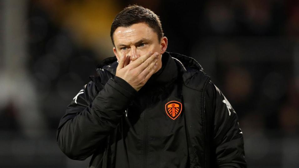 Paul Heckingbottom's arrival could lift Leeds