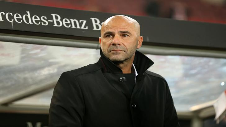 Bayer Leverkusen manager - Peter Bosz